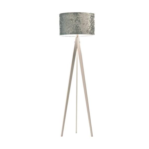 Lampa stojąca Artist Celestia Blue/White, 150x42 cm