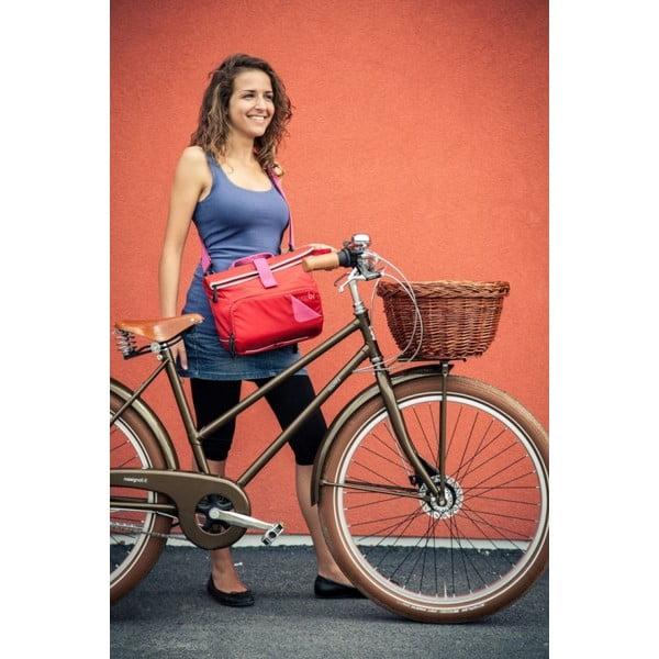 Torebka Utility Bag TUbí, czerwona/różowa
