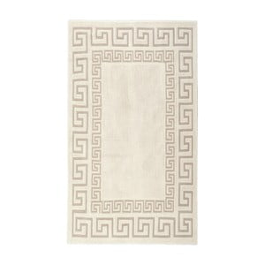 Kremowy dywan bawełniany Floorist Orient, 100x200cm