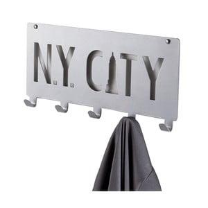 Wieszak NY City Grey
