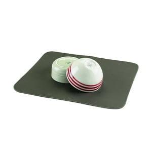 Podkładka na umyte naczynia iDry, jasnoszara
