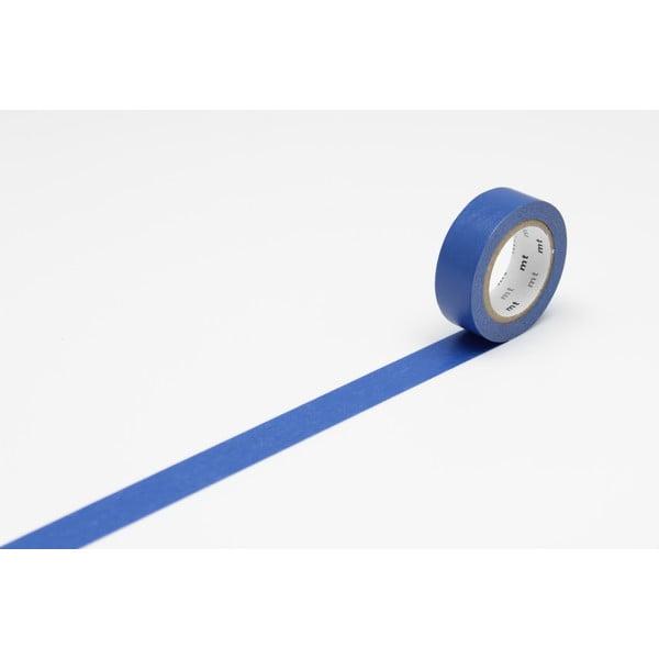 Taśma dekoracyjna washi Uni Bleu Nuit Ruri