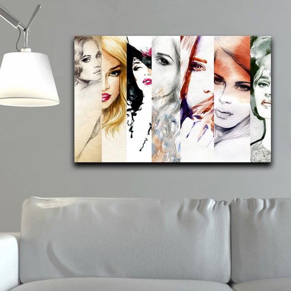 Obraz Kobiecość, 45x70 cm