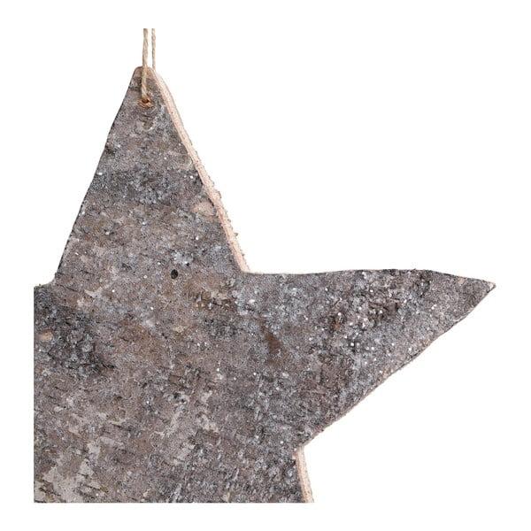 Zestaw 3 dekoracji wiszących Côté Table Christmas Ecorce