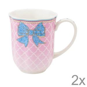 Porcelanowy kubek Bowie Lisbeth Dahl, 2 szt.