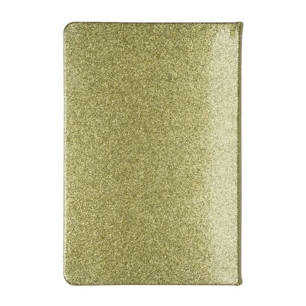 Złoty notes Tri-Coastal Design Gorgeous, 96 stron