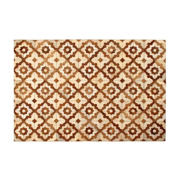 Winylowy dywan Patchwork Vintage, 100x150 cm