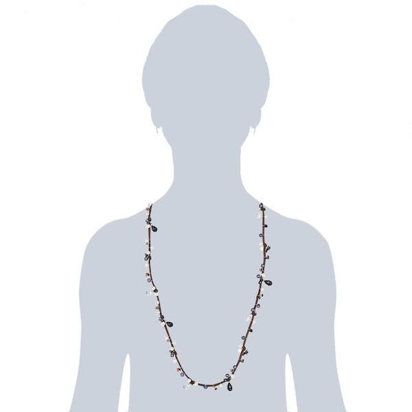 Naszyjnik perłowy Nova Pearls Copenhagen Ginny