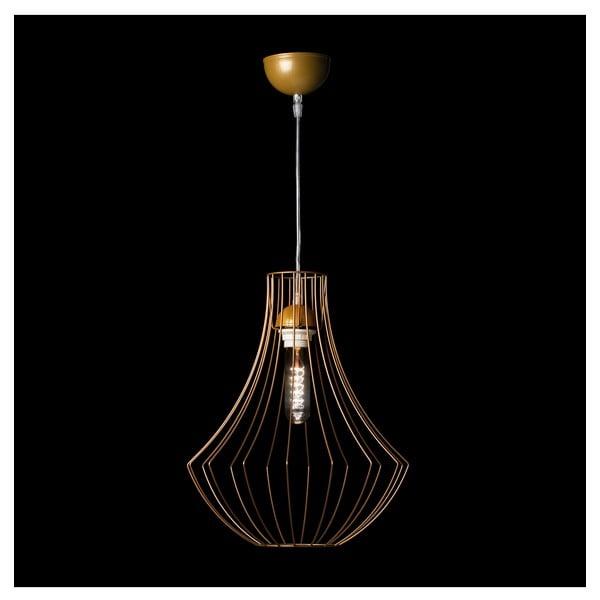 Lampa wisząca Jasmin Gold