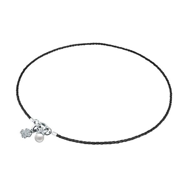 Naszyjnik z kryształami Swarovski Belleza