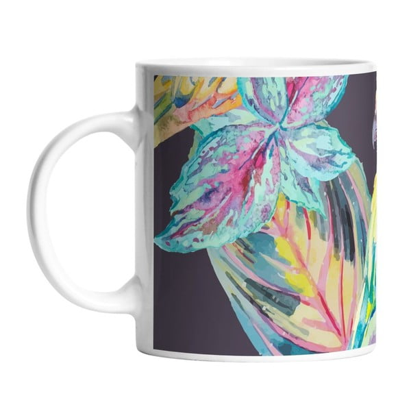 Ceramiczny kubek Flying Colours, 330 ml