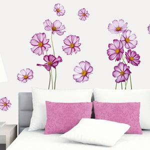 Naklejka I Love These Flowers