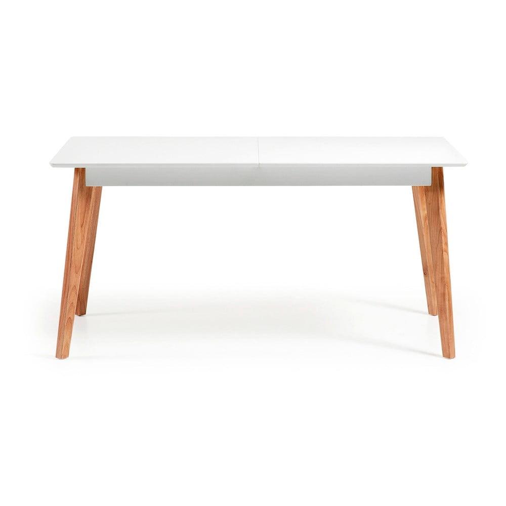 Stół rozkładany do jadalni La Forma Meety, 160 x 90 cm