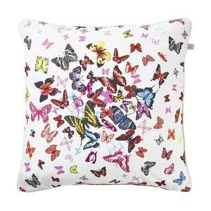 Poduszka z wypełnieniem Loraine Fuchsia, 50x50 cm