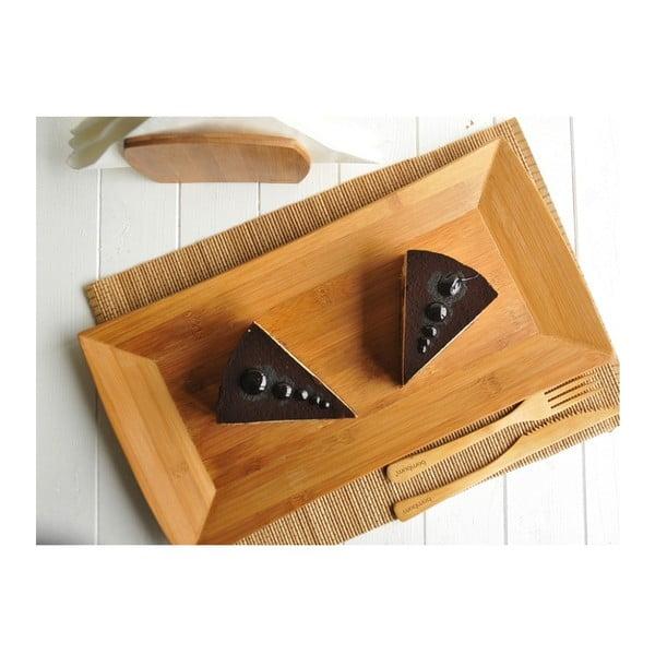 Bambusowa miska do serwowania Americano, 19 cm