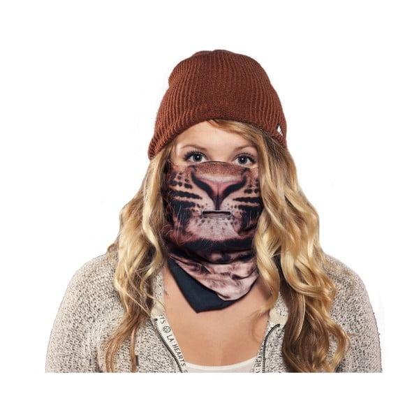 Maska narciarska Beardo Leopard
