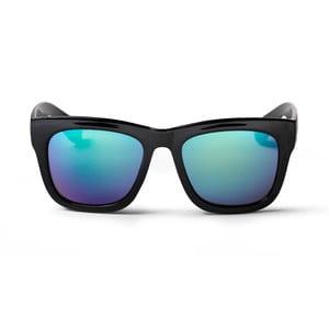 Czarne okulary przeciwsłoneczne Cheapo Haze