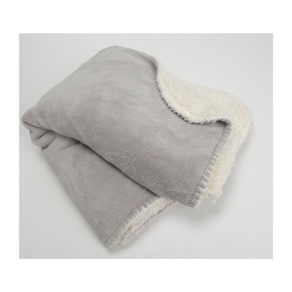 Koc Grey Coccon, 100x75 cm