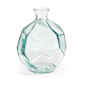 Wazon ze szkła z recyklingu La Forma Asher