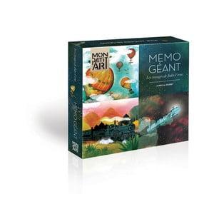 Gra pamięciowa Mon Petit Art Jules Verne