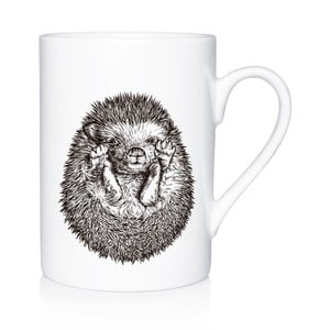 Porcelanowy kubek Hedgehog, 300 ml