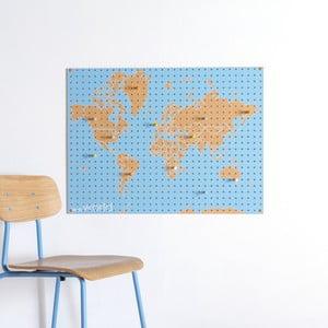Wielofunkcyjna tablica Pegboard World, 61x81 cm