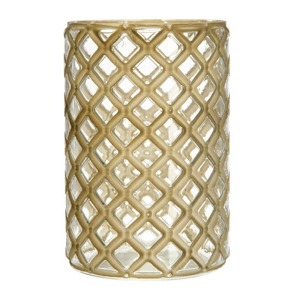 Świecznik Cylinder Glass, 11x20 cm