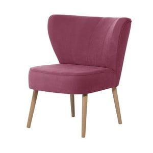 Fuksjowy fotel My Pop Design Hamilton