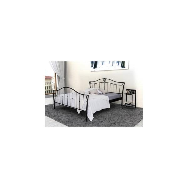Łóżko metalowe Classic Clara