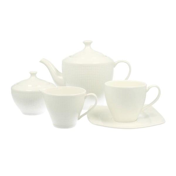 Porcelanowy zestaw kawowy Beta