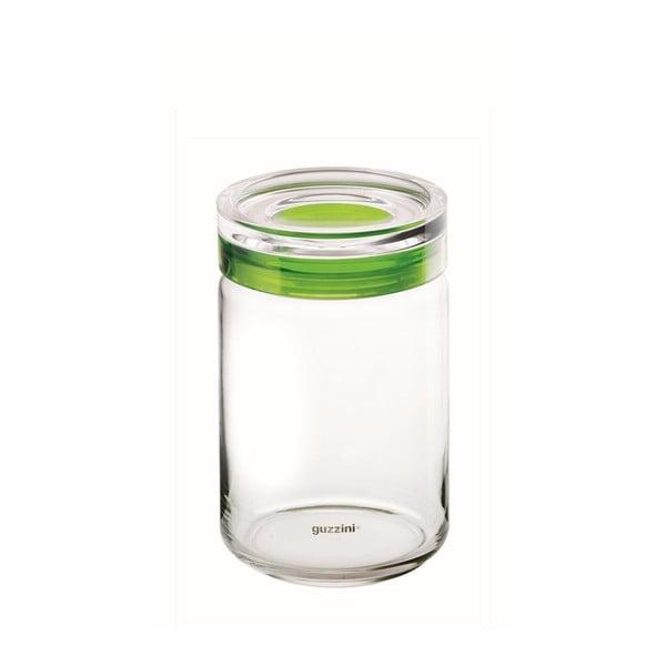 Zielony pojemnik Fratelli Guzzini Latina 750