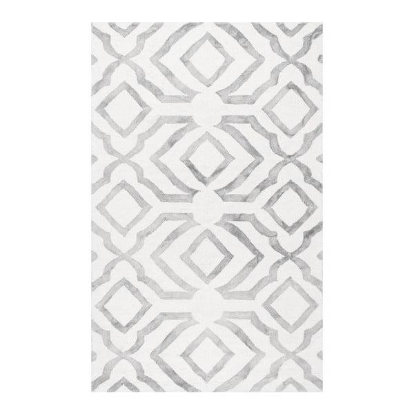 Wełniany dywan Elegino Grey, 120x183 cm