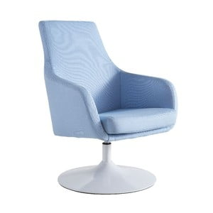 Fotel Disco Chic Blue
