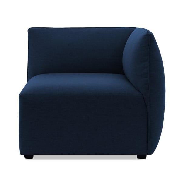 Moduł prawostronny do sofy VIVONITA Cube Dark Blue