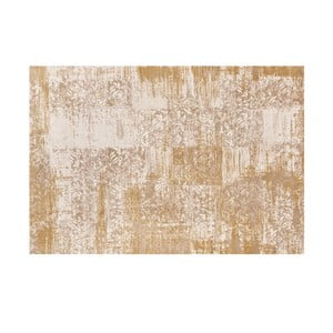 Winylowy dywan Grunge Beige, 99x120 cm