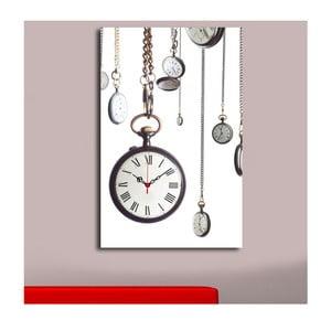 Obraz z zegarem Zegarek
