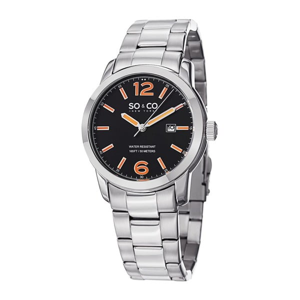 Zegarek męski Madison Watch Silver