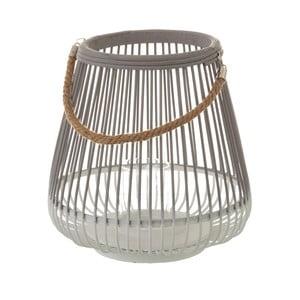 Lampion z rattanu Unimasa Light Up, ⌀ 29 cm