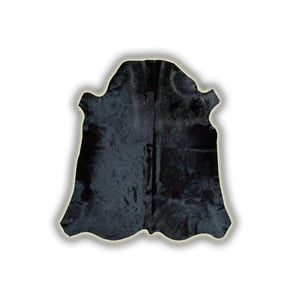 Skóra dekoracyjna Normand Cow Black, 170x190 cm