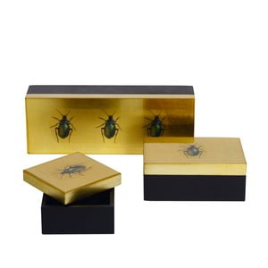 Komplet 3 pudełek Bugs