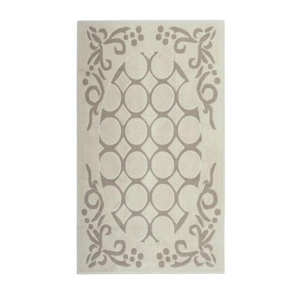 Dywan bawełniany Folayan 160x230 cm, kremowy