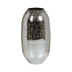 Wazon w srebrnej barwie Santiago Pons Sisah
