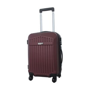 Walizka Jean Louis Scherrer Purple Trolley, 107 l