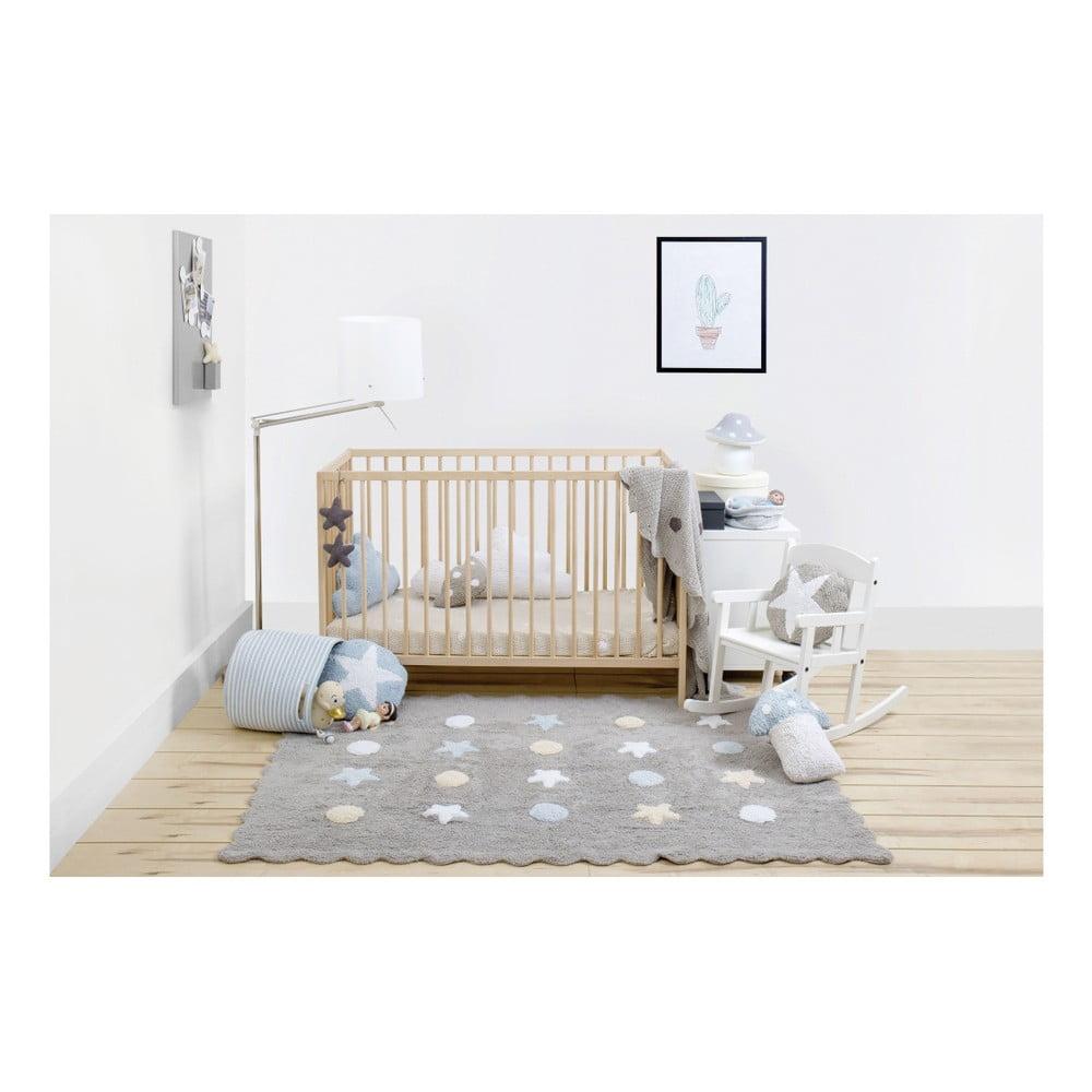niebieski koszyk happy decor kids bonami. Black Bedroom Furniture Sets. Home Design Ideas