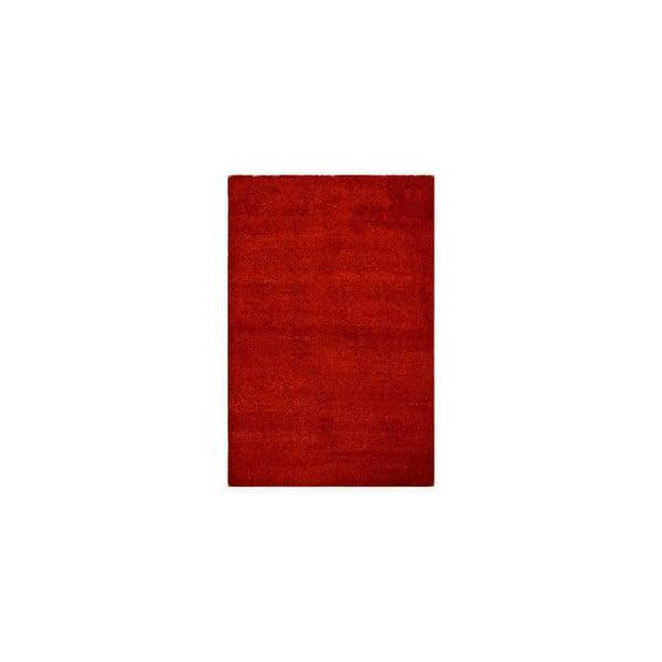 Dywan wełniany Himalaya Red, 140x200 cm