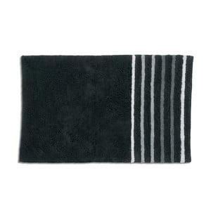 Dywanik łazienkowy Ladessa, czarny, 50x80 cm
