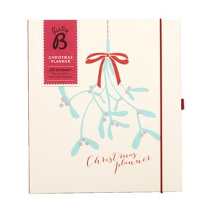 Bożonarodzeniowy planer Christmas Time