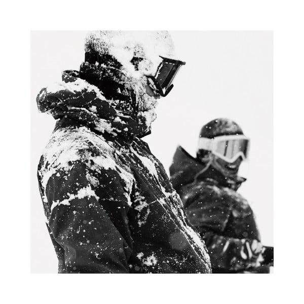 Gogle narciarskie Electric EGV Nukus Bronze z powłoką przeciwmgielną