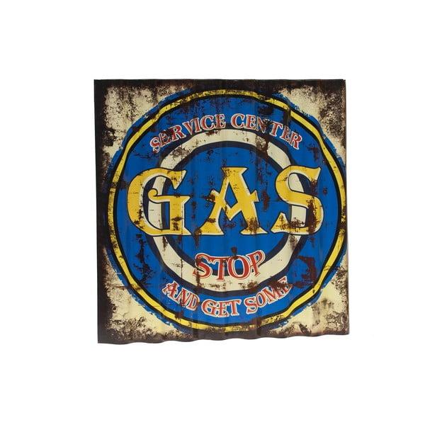 Tablica Novita Gas