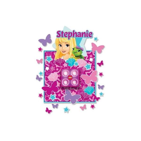 Dziecięca lampka ścienna LEGO Friends Stephanie